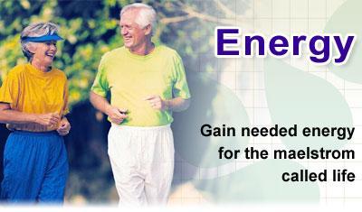 Energy level health concern