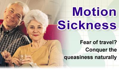 Motion sickness Health concern