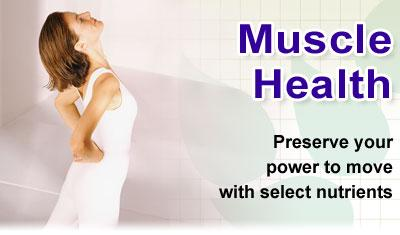 Muscle Health concern