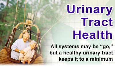 Urinary health concerns