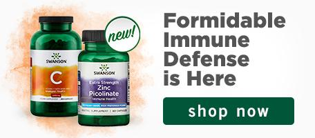 Formidable immune defense is here. Shop now