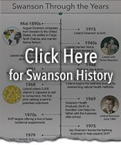 Swanson history timeline