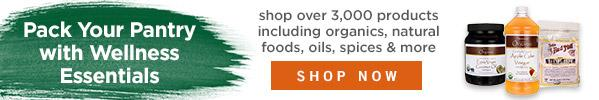 Shop over 3,000 products, including apple cider vinegar, oils, spices & more.