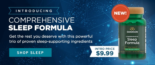 comprehensive sleep formula--shop now
