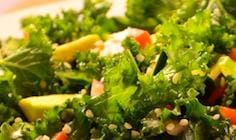 Fresh Kale Salad