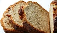 Walnut Oil Banana Bread