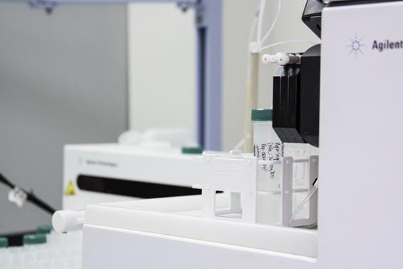 Photo of lab 2