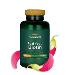 Real Food Biotin