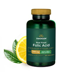Real Food Folic Acid