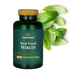Real Food Niacin