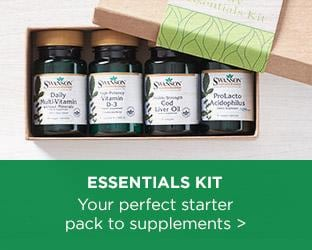 Essentials kit - Your perfect starter pack to supplements
