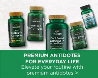 Premium antidotes - Elevate your everyday antidotes