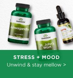 Shop Stress & Mood