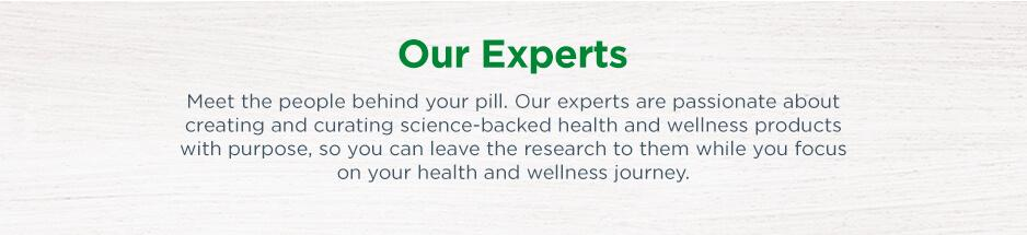 Learn more about Swanson Experts