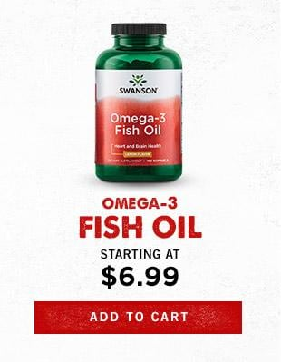 Omega-3 Fish Oil - Add to cart