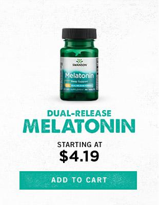 Melatonin - Dual-Release - Add to cart