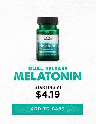 Melatonin - Dual-Release - Add to cart