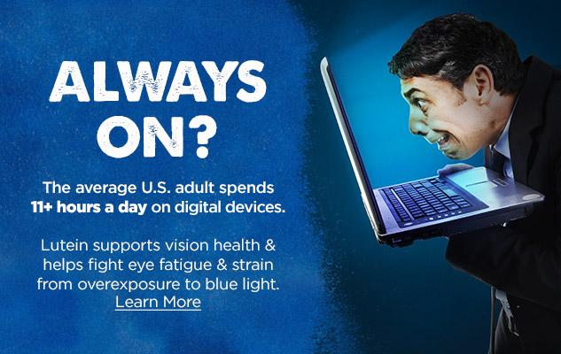 The average U.S. adult spends 11+ hours a day on digital devices - Learn more
