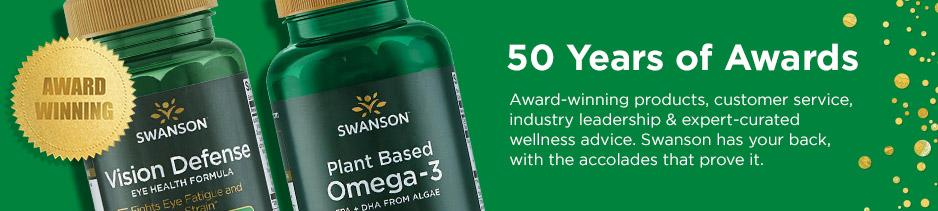 Award-winning products, customer service, industry leadership & expert-curated wellness advice.