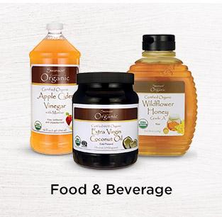 Shop Food & Beverage