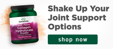 Shake Up Your Joint Support Options. Shop now