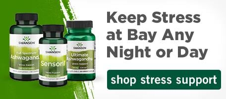 Keep stress at bay any night or day. Shop stress support