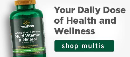 Your Daily Dose of Health and Wellness. Shop Multis