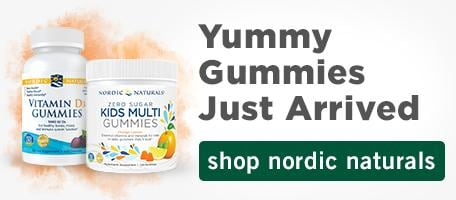 Yummy Gimmies Just Arrived. Shop Nordic Naturals