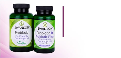 Prebiotic Fiber Supplements