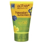 Alba Botanica Hawaiian Sunscreen Soothing Aloe Vera - SPF 30