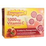 Alacer Emergen-C Emergen-C Cranberry-Pomegranate