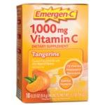 Alacer Emergen-C Emergen-C Tangerine