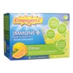 Alacer Emergen-CEmergen-C Immune Plus Citrus