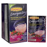 Alacer Emergen-C Emergen-ZZZZ Nighttime Sleep Aid Berry PM