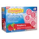 Alacer Emergen-CEmergen-C Immune Plus Raspberry