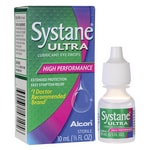 Alcon Systane Ultra Lubricant Eye Drops - High Performance