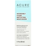 Acure Organics Hidratante facial control de grasitud