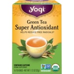 Yogi TeaGreen Tea Super Antioxidant