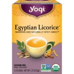 Yogi TeaEgyptian Licorice