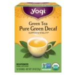 Yogi Tea Green Tea Pure Green Decaf
