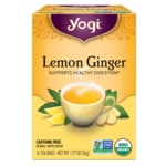 Yogi Tea Lemon Ginger