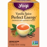 Yogi Tea Vanilla Spice Perfect Energy
