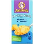 Annie's Rice Pasta & Cheddar