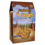 Andean DreamQuinoa Cookies - Chocolate Chip