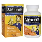Airborne Chewable Tablets - Citrus
