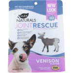 Ark Naturals Sea Mobility Joint Rescue Soft Chew Squares - Venison