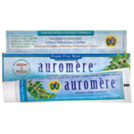 Auromere Ayurvedic Herbal Toothpaste - Foam-Free Mint