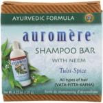 Auromere Shampoo Bar - Tulsi-Spice