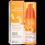 Avalon Organics Suero facial vitalizador Vitamin C Renewal