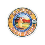 Badger Organic Foot Balm Peppermint & Tea Tree